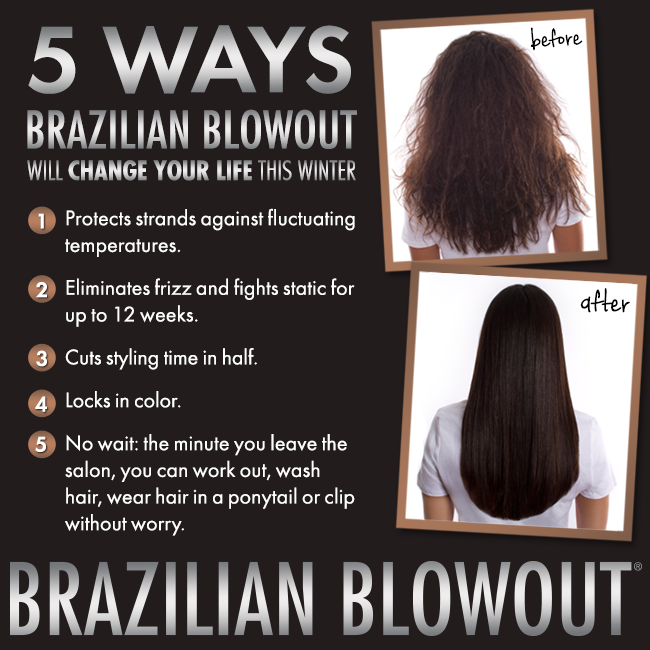acai brazilian blowout instructions